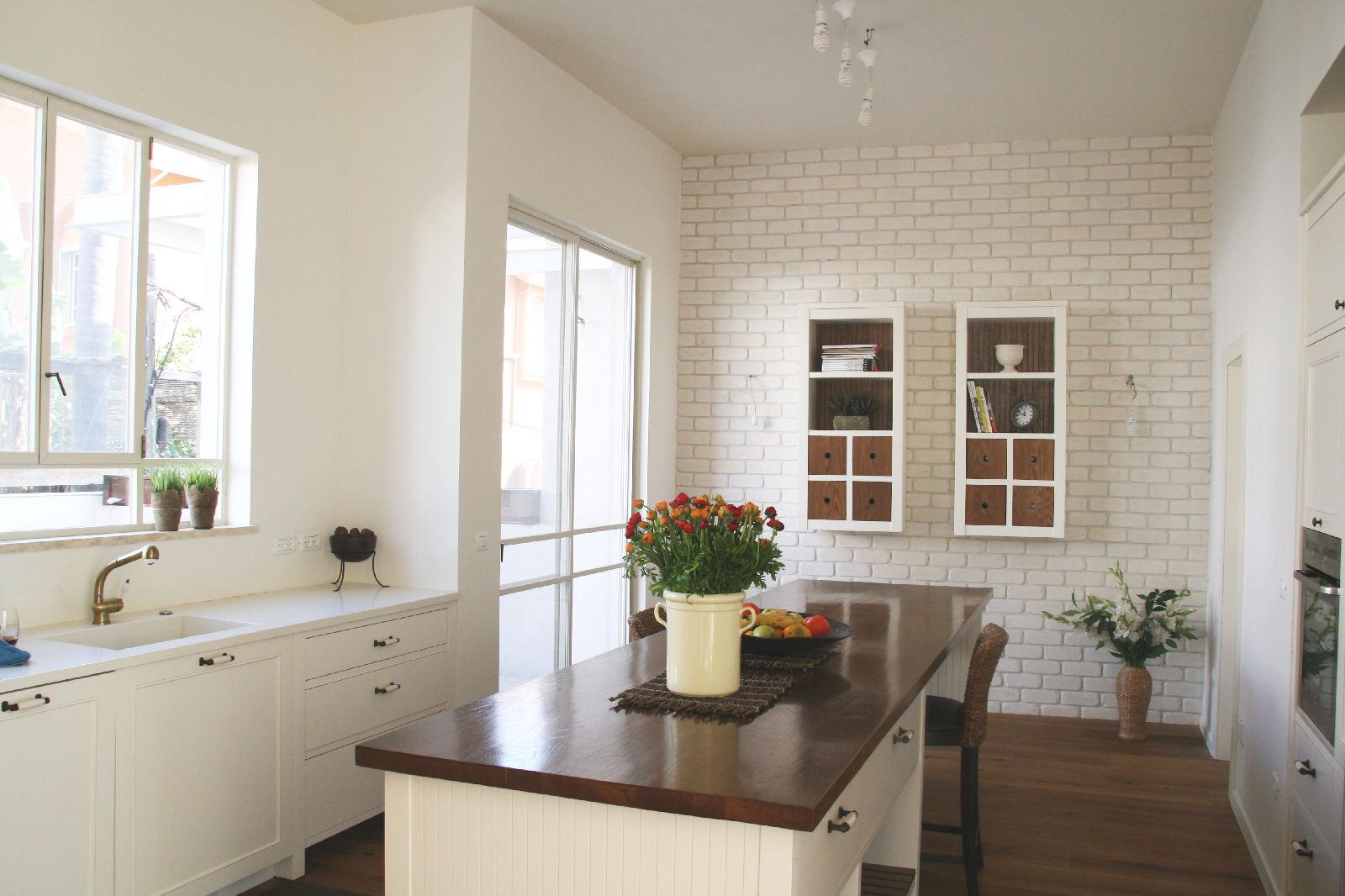 עיצוב בתים. בחירת חומרי גמר