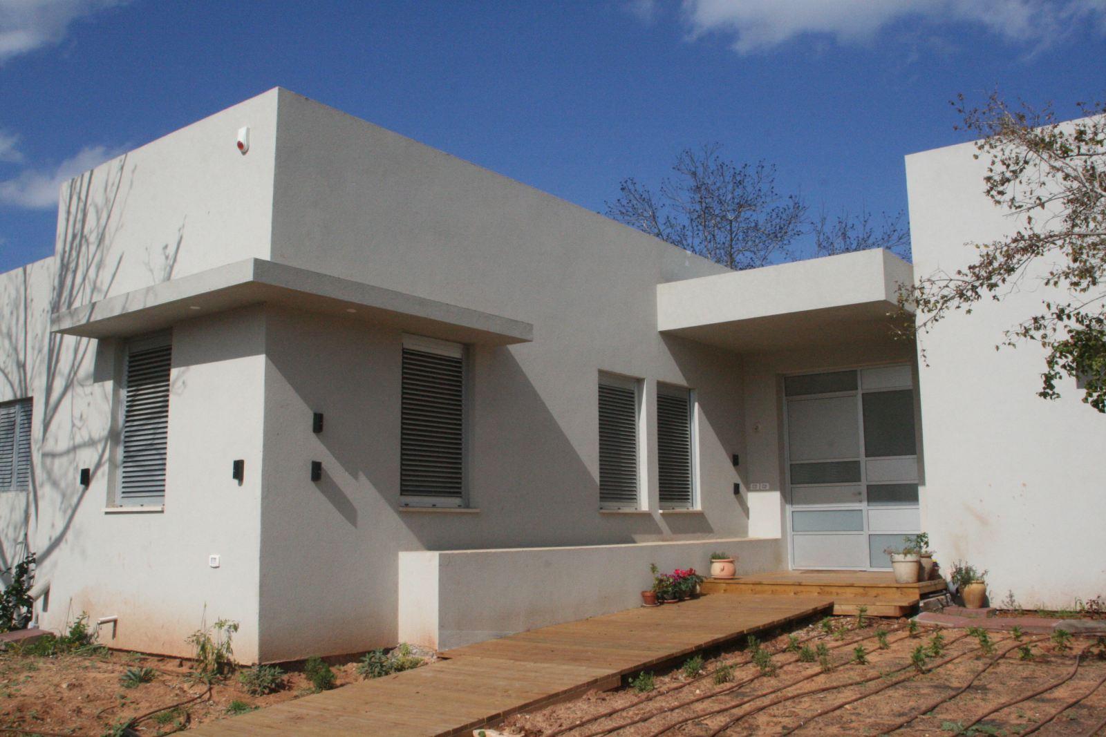תכנון בתים בפרדס חנה
