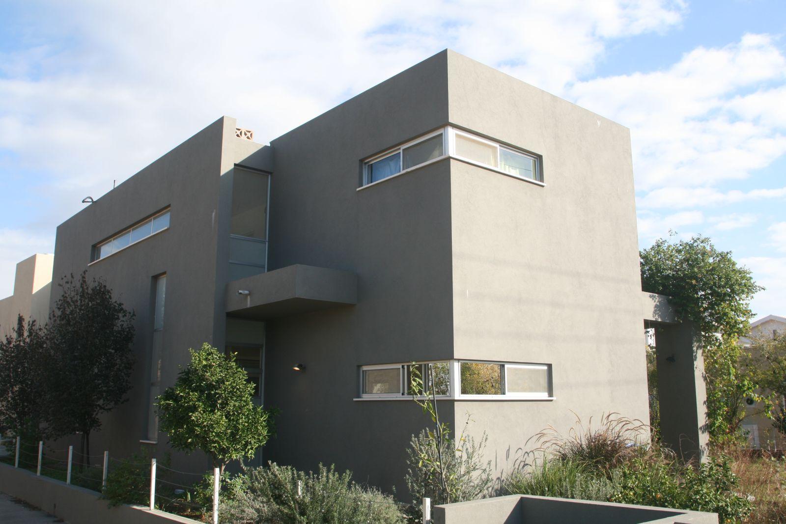 אדריכלות מינימלסטית