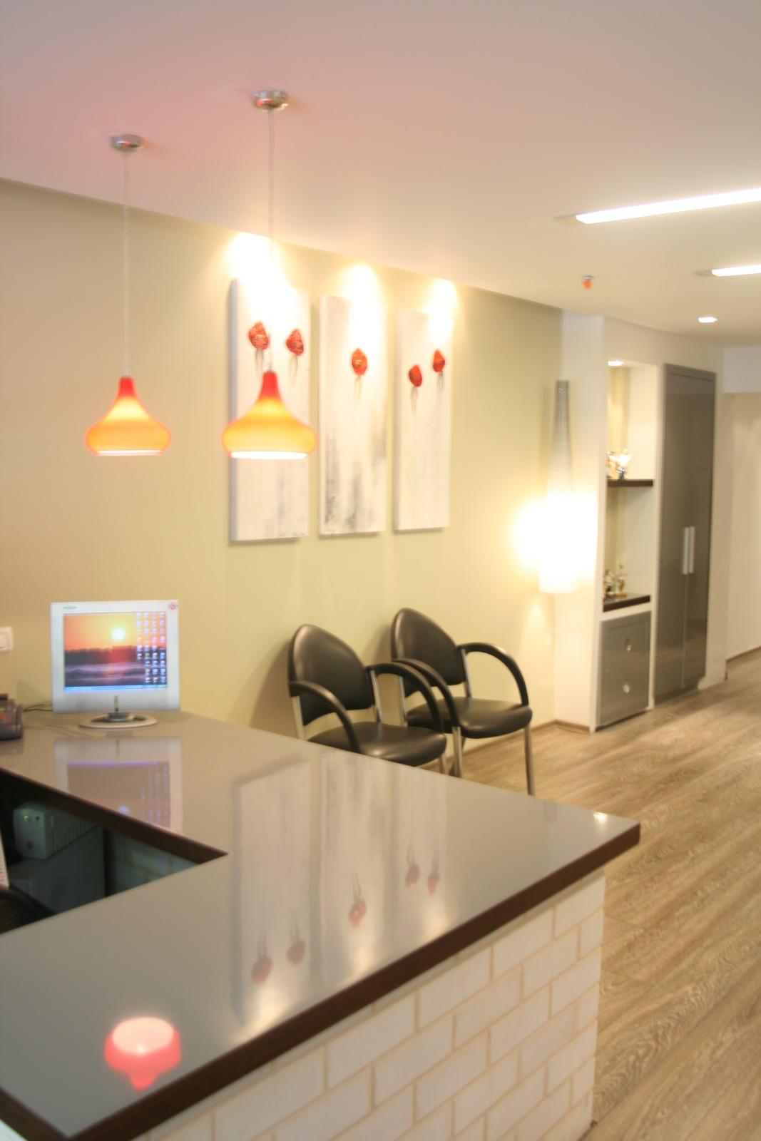תכנון מרפאת שיניים