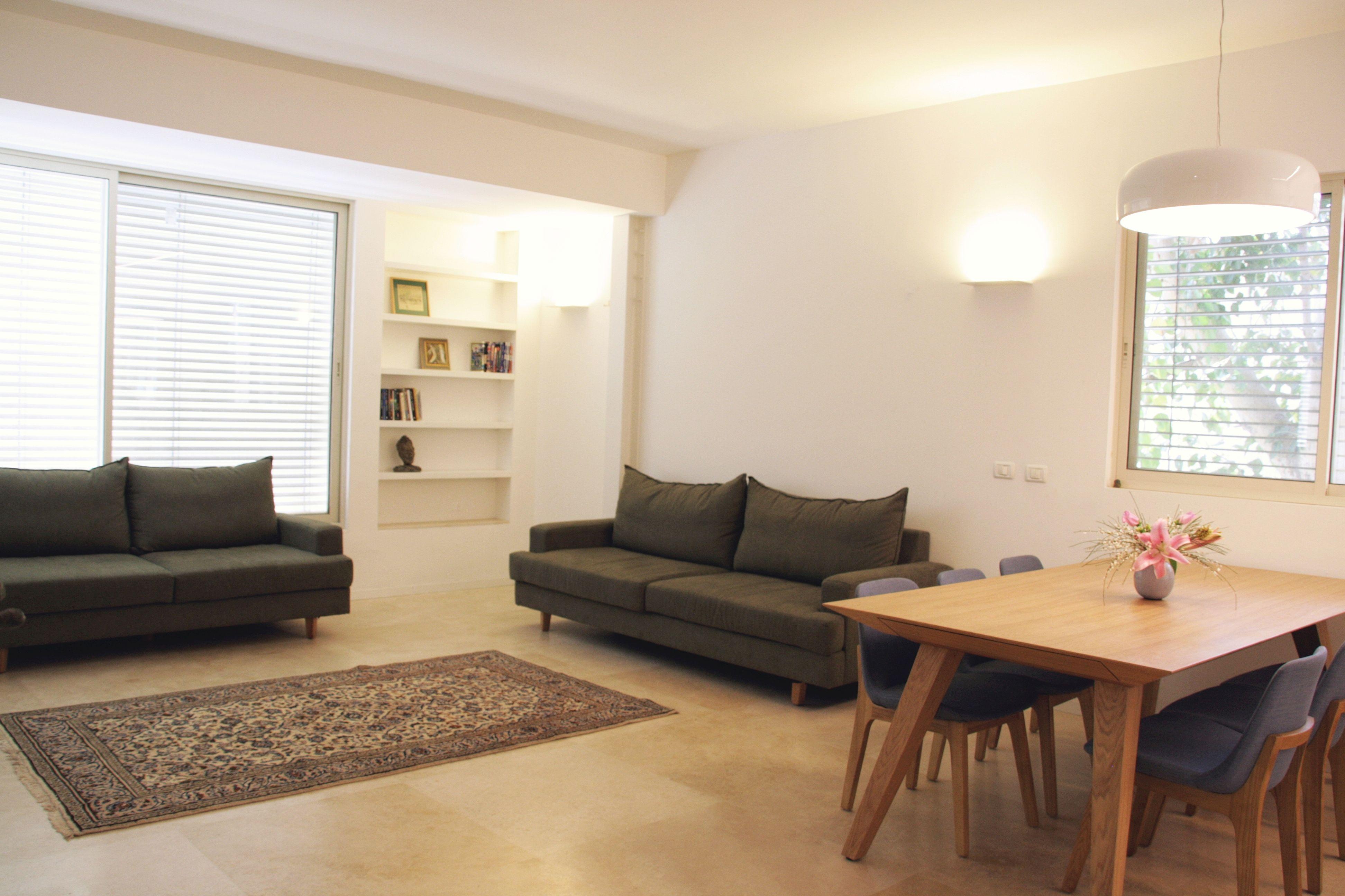 עיצוב דירה בתל אביב